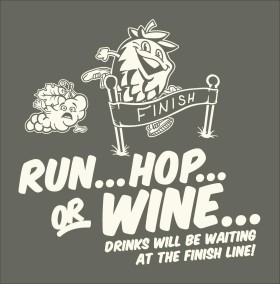 Run, Hop, or Wine 5K