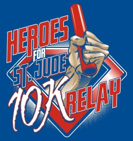 Heroes For St. Jude 10K Relay