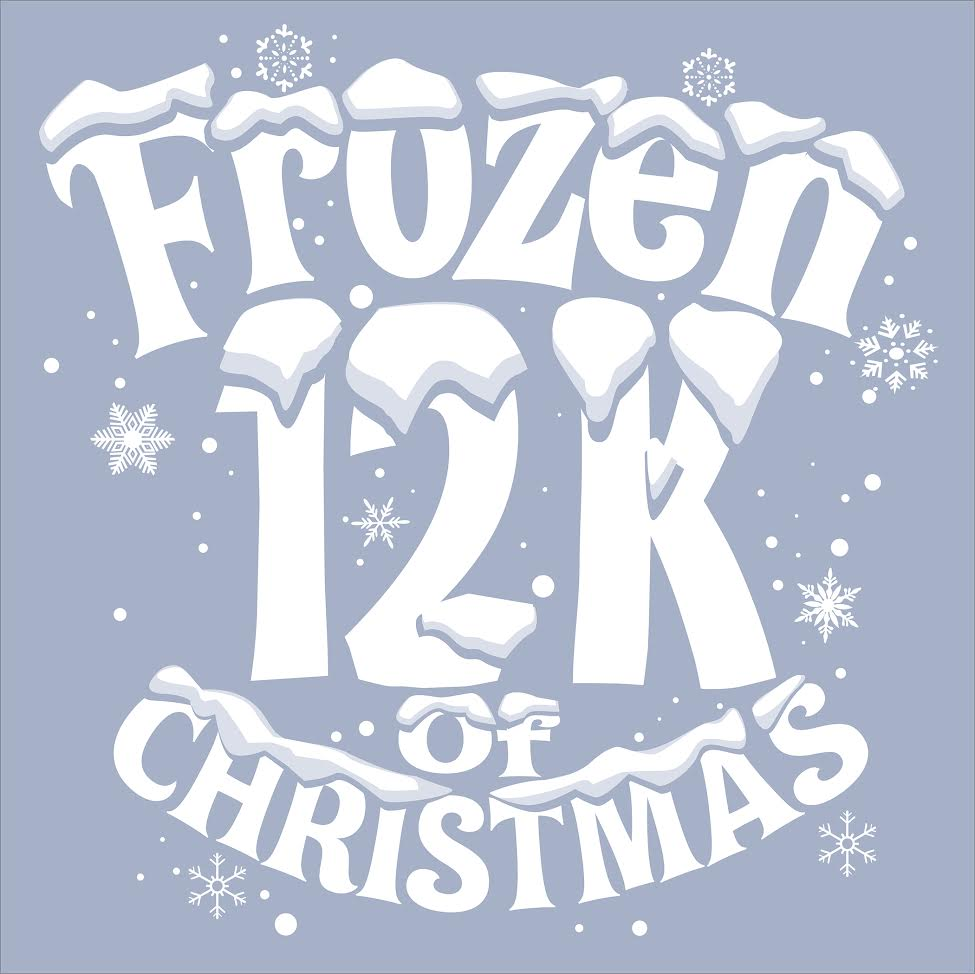 Frozen 12K of Christmas